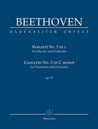 Konzert für Klavier und Orchester Nr. 3: Ludwig van Beethoven