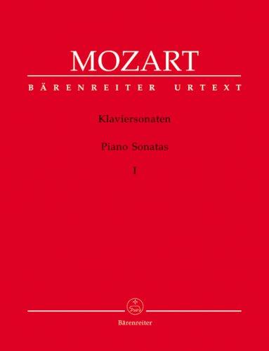 Sonaten Band 1 (Nr.1-9) : für Klavier: Wolfgang Amadeus Mozart