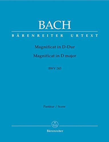 Magnificat in D-Dur, BWV 243 : Magnificat