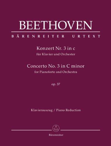 Konzert Nr. 3 in c fur Klavier: Ludwig van Beethoven,