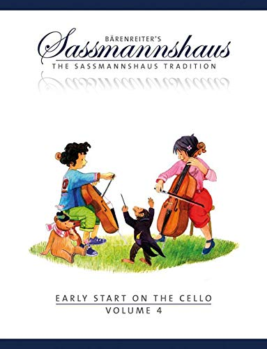Early Start on the Cello vol.4 :A cello method for children