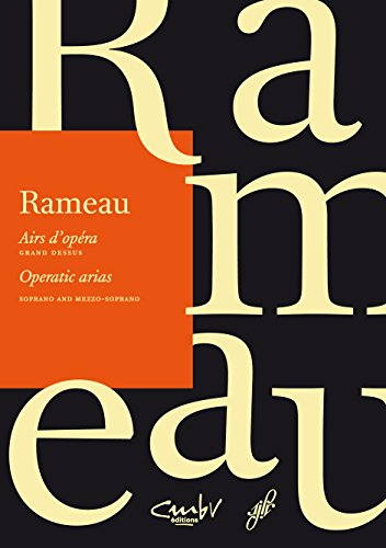 Grand Dessus: Klavierauszug (Paperback): Jean-Philippe Rameau