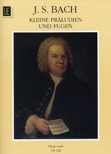 "Short Preludes and Fugues"" Edition for Piano: Johann Sebastian Bach"
