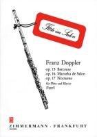 DOPPLER - Berceuse, Mazurka y Nocturno para: DOPPLER
