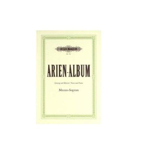 Arien-Album - Berühmte Arien für Mezzosopran: mit Klavierbegleitung / Gesang und ...