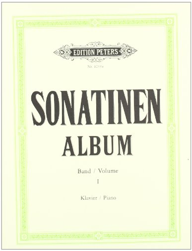 SONATINA ALBUM VOL 1: Edited by Louis