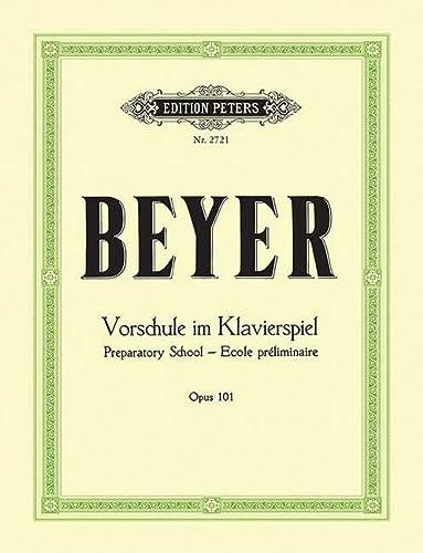 ELEMENTARY METHOD OP101 (Paperback): Ferdinand Beyer