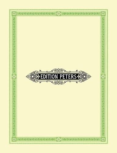 Perpetuum mobile : fürVioline und Klavier: Ottokar Novacek