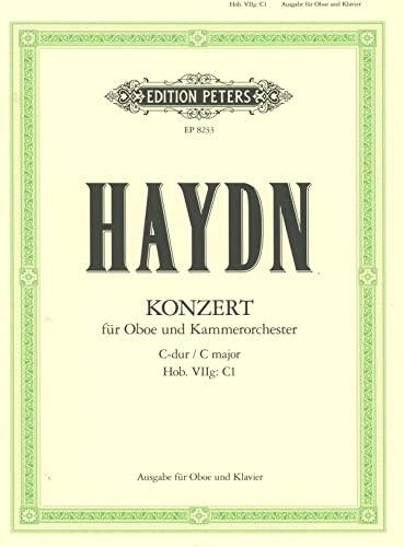 Konzert C-Dur Hob.VIIG:C1 fürOboe und Kammerorchester :: Franz Joseph Haydn