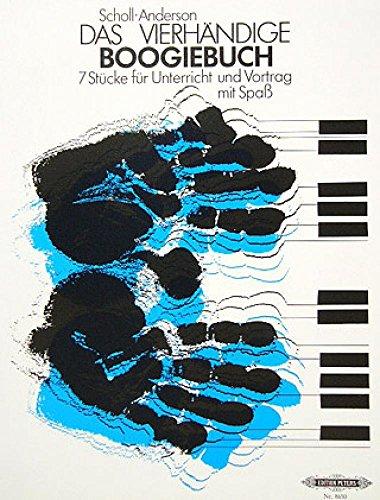 Das vierhändige Boogiebuch :7 Stücke für Unterricht und: Roland Erben