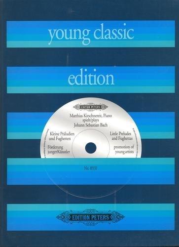 24 Short Preludes & Fugues Piano: Johann Sebastian Bac