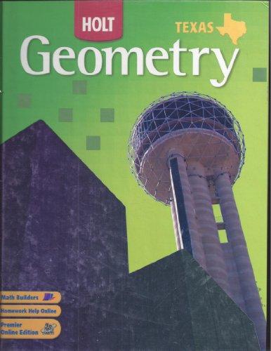 9790030416629 Texas Holt Geometry Teacher AbeBooks U