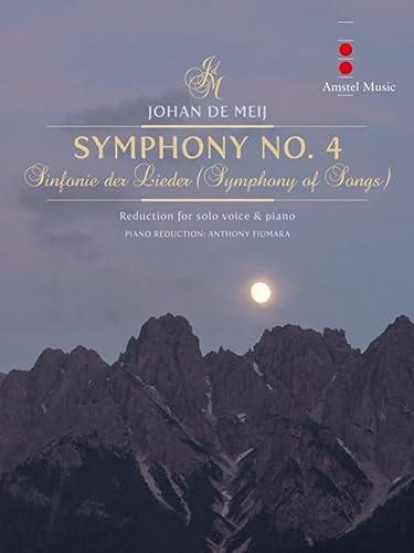 Symphony No. 4: Sinfonie der Lieder (Symphony: Johan de Meij