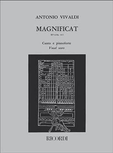 Magnificat rv 610a - 611 - ed.: Antonio Vivaldi