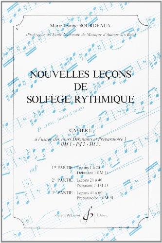 Musicom Solfège Rhythmique 1