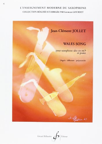 Wales Song: Jollet Jean-Clement
