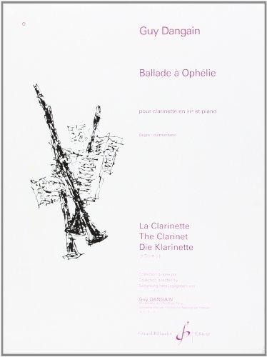 9790043046714: Ballade a Ophelie