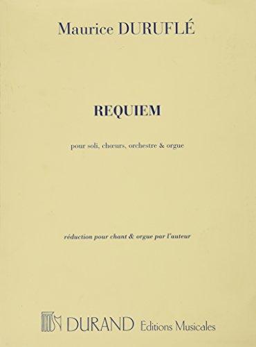 Requiem Opus 9: Maurice Durufle
