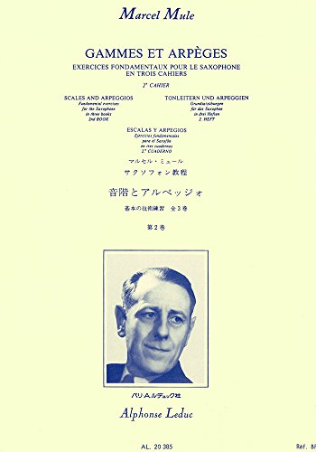 Gammes Et Arpeges 2: Mule Marcel (Composer)