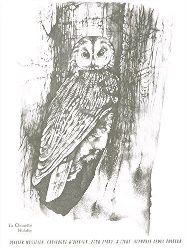 Catalogue d'oiseaux vol.3 (nos.5-6)La Chouette Hulotte et l'Alouette Lulu: Olivier ...