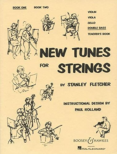 New Tunes for Strings vol.1 :Double bass