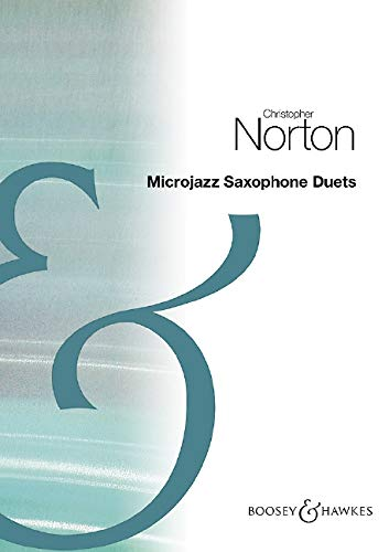 BOOSEY and HAWKES NORTON CHRISTOPHER - MICROJAZZ