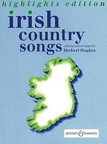 Irish Country Songs: Highlights Edition. Gesang und Klavier. (Paperback)