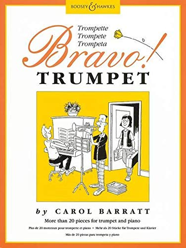 Bravo! Trumpet (Trumpet and Piano), ed. Carol: 14 composers including
