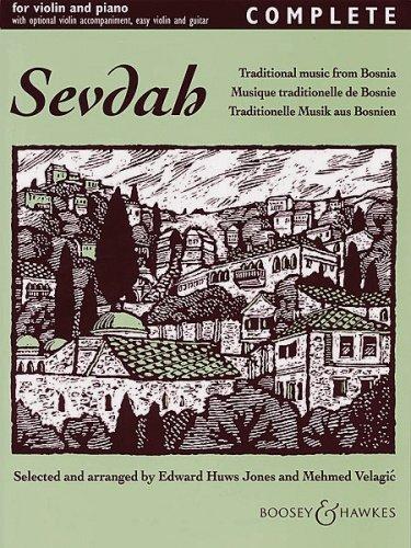 9790060104916: Sevdah (Trad.Bosnie) - Vl/Po