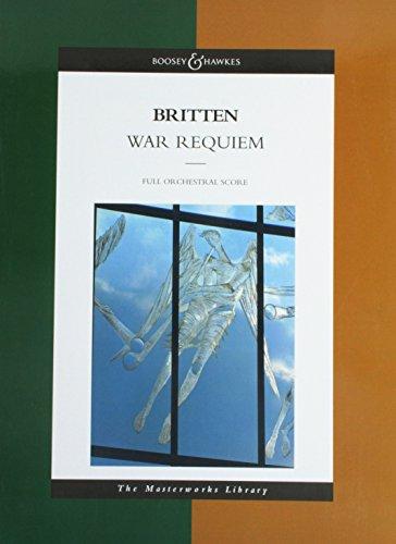 9790060107078: War Requiem Opus 66