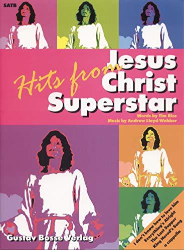 Hits From Jesus Christ Superstar: Lloyd Webber, Andrew