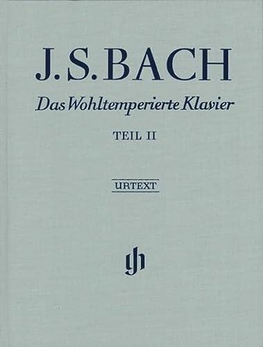 Das Wohltemperierte Klavier, mit Fingersätzen BWV 870-893: Johann Sebastian Bach