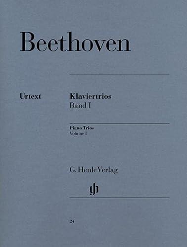 Klaviertrios 1: Ludwig van Beethoven