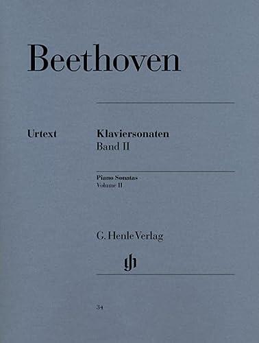Klaviersonaten 02 (Paperback): Ludwig van Beethoven