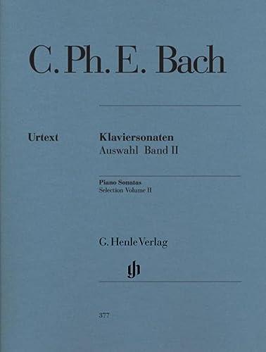 Klaviersonaten, Auswahl 02: Carl Philipp Emanuel