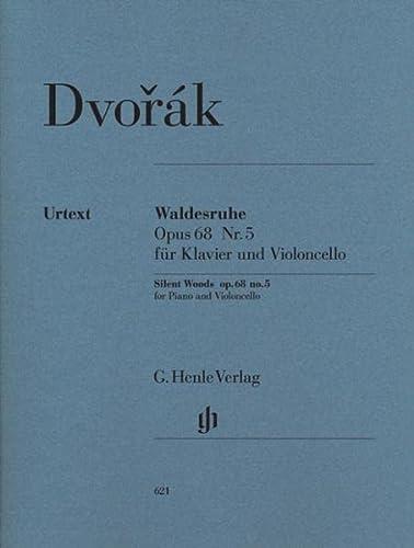 Waldesruhe op. 68,5: Antonín Dvorák