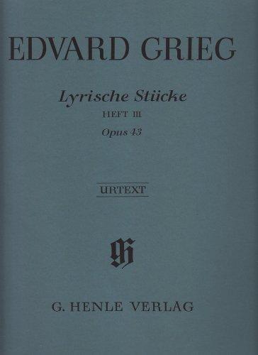 Five Pieces, Op. 24 Heft I, No.1 Sheet Music by Christian Sinding