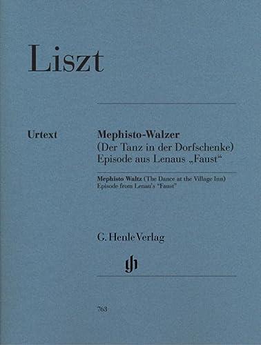 Mephisto-Walzer : für Klavier: Franz Liszt