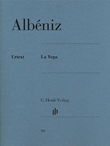 La Vega : für Klavier: Isaac Manuel Alb�niz