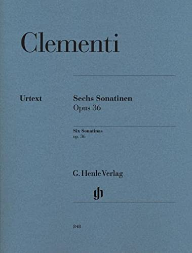 SECHS SONATINEN: CLEMENTI M (author)