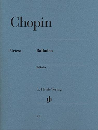 Balladen (Paperback): Frederic Chopin