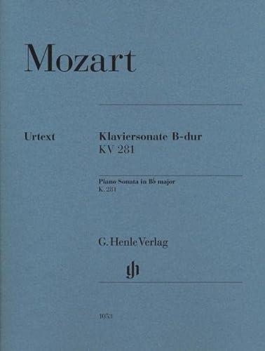 Sonate KV281 (189f) Sib Majeur --- Piano: Mozart Wolfgang Amadeus