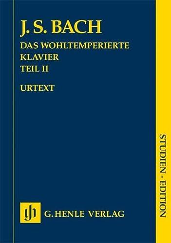 Das wohltemperierte KlavierBand 2: Johann Sebastian Bach