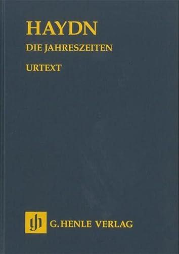 Die Jahreszeiten Hob.XXI:3, Partitur: Joseph Haydn