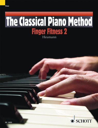 The Classical Piano Method - Finger Fitness 2 - Piano - ( ED 13552 ): Hans-Gunter Heumann