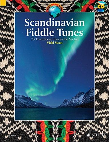 Scandinavian Fiddle Tunes (+CD) :for 1-2 violins
