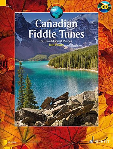Canadian Fiddle Tunes (+CD) :for violin