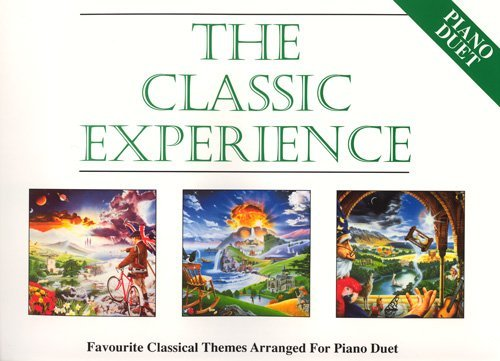 The Classic Experience : for piano 4 hands