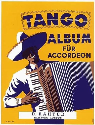 Tango-Album : für Akkordeon