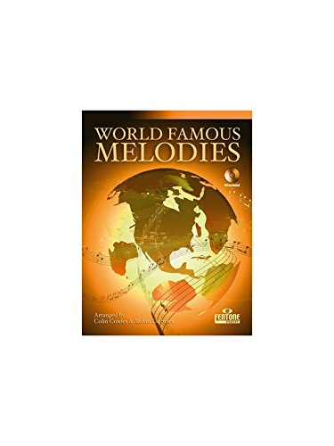 World famous melodies (+CD) : for trumpet